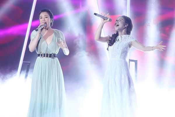 """Hồ Quỳnh Hương là người trực tiếp hướng dẫn Minh Như tại """"The X-Factor 2016"""""""