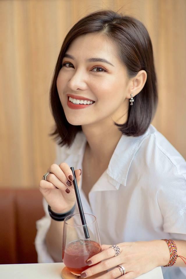 Diễn viên Lưu Đê Ly nói cô giống nhân vật An tới 90%.