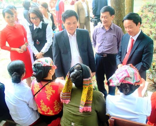 Chi cục Dân số - KHHGĐ Nghệ An đã tổ chức nhiều hoạt động nhằm nâng cao chất lượng cuộc sống của người dân.