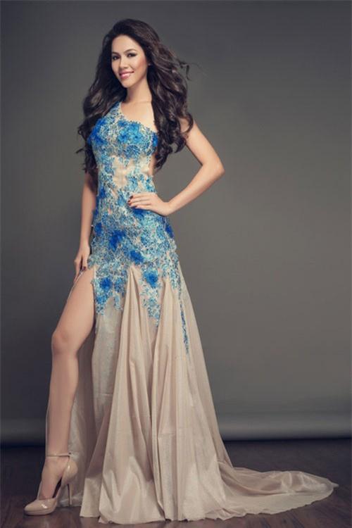 Hoàng My được nhắc đến không chỉ là Á hậu xinh đẹp mà còn có tài năng và tâm hồn phóng khoáng