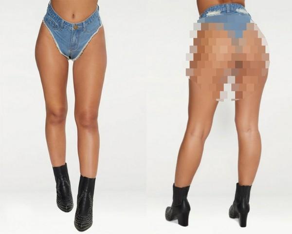 Chiếc quần nhận được nhiều ý kiến trái chiều.