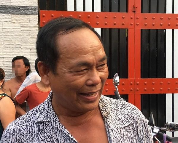 Bố ruột Phúc Xo tin tưởng con trai mình làm ăn đàng hoàng. Ảnh báo Vietnamnet.