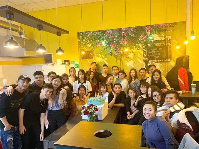 Đội ngũ của quán cà phê Em Oi đều là những người còn rất trẻ. (Ảnh: RBTH)