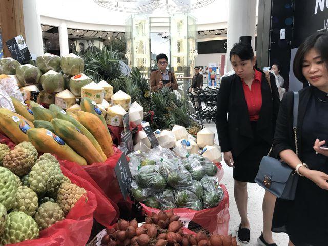 Hàng hoá tại Thái Lan rất đa dạng