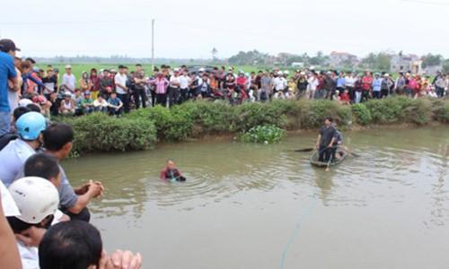 2 anh em sinh đôi bị đuối nước thương tâm (ảnh minh họa)
