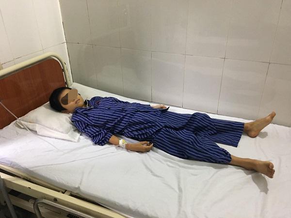 Trường hợp bị tan máu sau khi ăn xôi ở Lạng Sơn.
