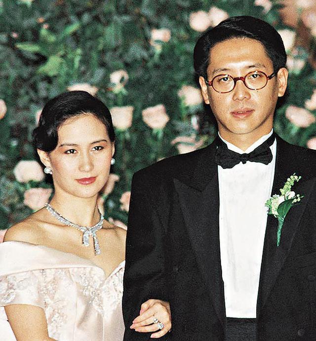 Bà Hà Siêu Quỳnh kết hôn với đại gia Hứa Tấn Hanh.