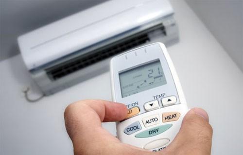 Để nhiệt độ thấp không giúp máy làm lạnh nhanh hơn.