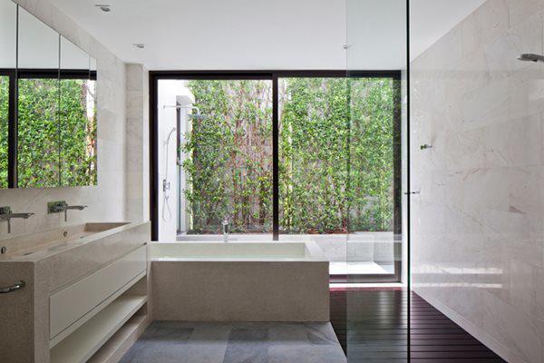 """Ngôi nhà không chỉ là một nơi """"trú mưa, trú nắng"""" mà thực sự đã trở thành một tác phẩm nghệ thuật tâm huyết của các kiến trúc sư."""