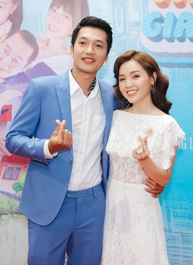 Từng có dịp đóng với nhiều diễn viên nữ tài năng nhưng cho đến khi gặp Linh Phi, Quang Tuấn mới bắt đầu rung động thực sự.