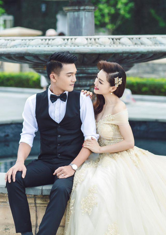 Bà xã là người luôn đứng sau làm hậu phương cho Quang Tuấn.