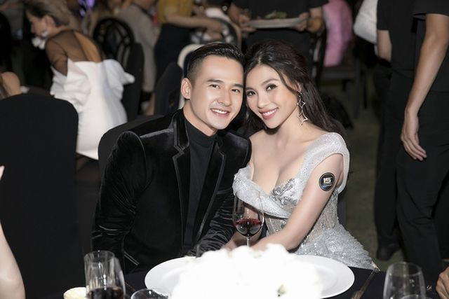 Lương Thế Thành - Thúy Diễm là cặp trai tài gái sắc của làng giải trí Việt.