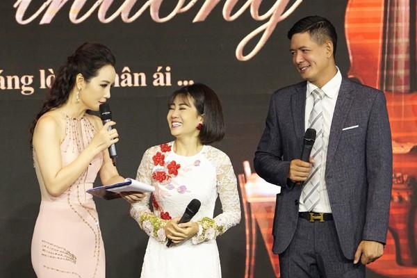 Cô cho biết Hạnh An, con gái đạo diễn Đỗ Đức Thành cần số tiền này hơn.