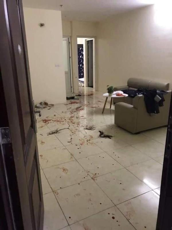 Căn phòng nơi xảy ra vụ việc.