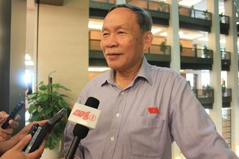 Thượng tướng Nguyễn Văn Rinh – Nguyên Thứ trưởng Bộ Quốc phòng.