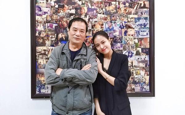 Mối quan hệ thân thiết của Hoàng Thùy Linh và đạo diễn Khải Hưng.