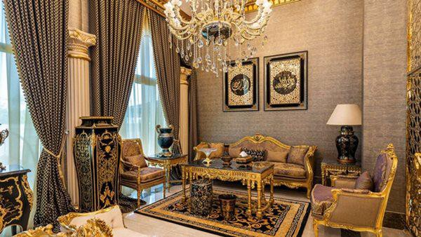Biệt thự có diện tích hơn 948m2 với không gian thoáng mát nằm trong khu The Villa ở Dubai (UAE)