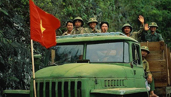 Bộ đội tình nguyện Việt Nam ở Campuchia năm 1979. Ảnh: Tư Liệu