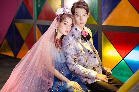 Chi Pu khẳng định cô và Jin Ju Hyung chỉ là bạn bè.