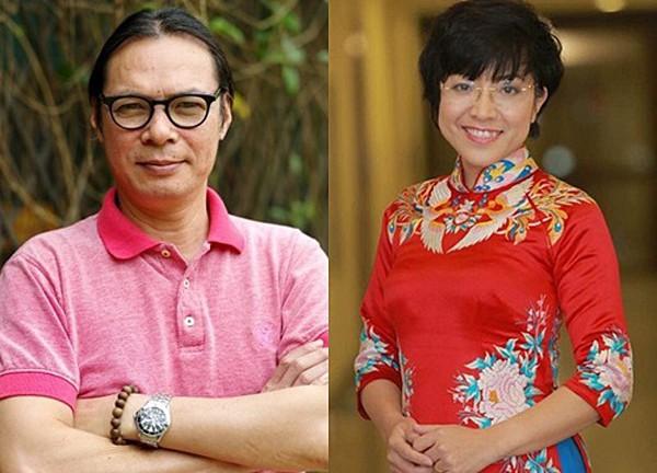 Đạo diễn Trần Lực bị vạ miệng với MC Thảo Vân.