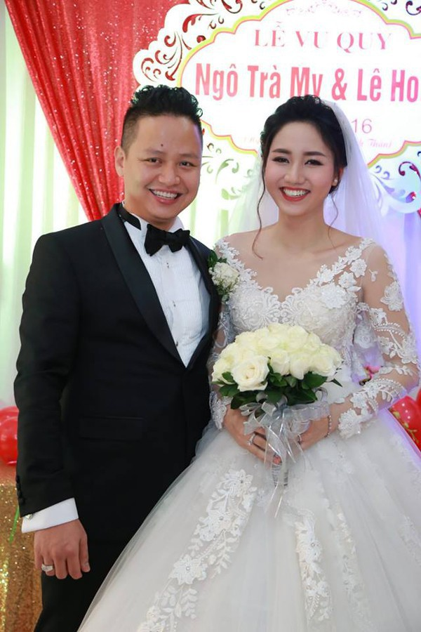 Ngô Trà My giành vị trí Á hậu 1 cuộc thi Hoa hậu Hoàn vũ Việt Nam 2015 chưa đầy năm đã quyết định lên xe hoa cùng doanh nhân thành đạt, nhà gia thế.