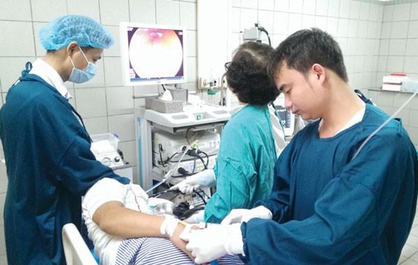 Năm 2018, Việt Nam có 164.000 người mắc ung thư, nghĩa là mỗi ngày có 450 người mắc bệnh này.