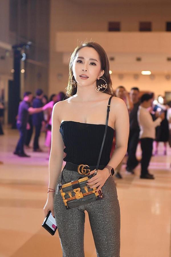 Hình ảnh mới nhất của Quỳnh Nga sau ly hôn.