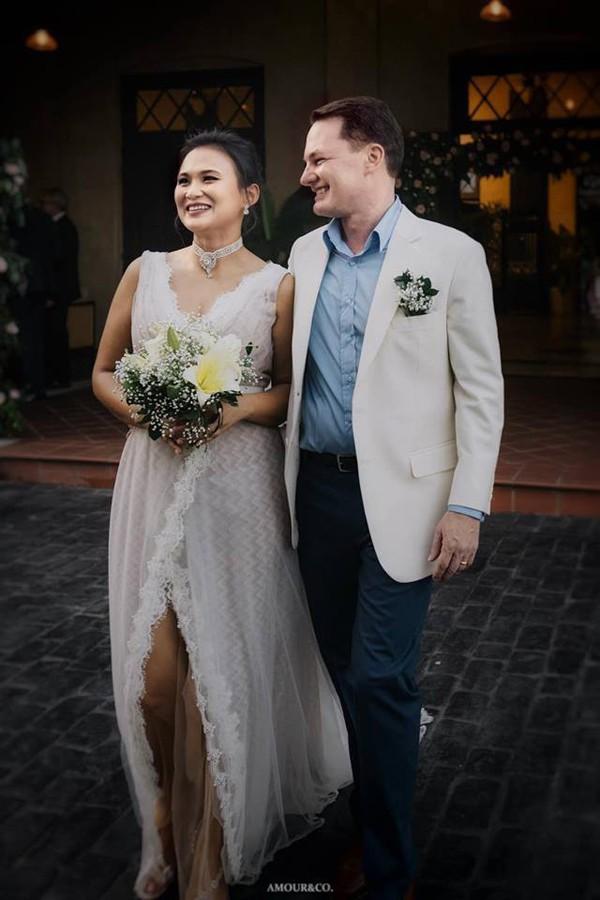 Chồng cũ Hồng Nhung lấy vợ giàu có vào ngày 23/2.