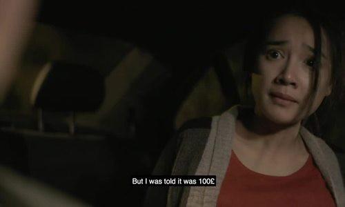 Nhã Phương đóng vai một phụ nữ người Việt lao động tại Anh trong phim Infill & Full Set