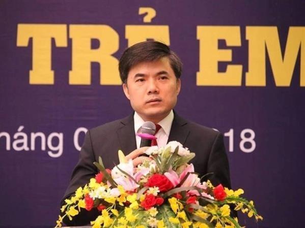 Ông Bùi Văn Linh cho hay Quảng Ninh chịu trách nhiệm chính vì sự việc xảy ra trên địa bàn tỉnh. Ảnh: P.M.