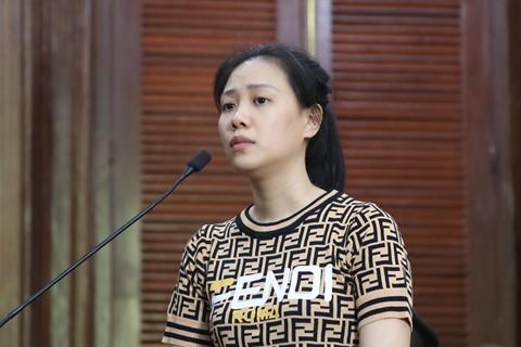 Nguyễn Thu Huyền bị đề nghị tù chung thân. Ảnh: Trương Khởi.