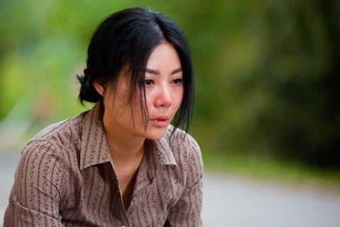 Nữ diễn viên cho rằng chỉ có không tự tin mới phải khoe thân, khoe ngực trên web drama. Ảnh: Quỳnh Trang.