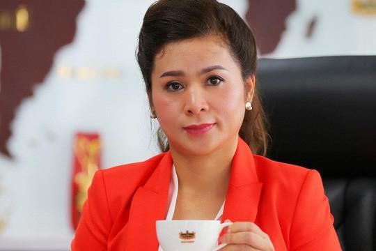 """Hồ sơ về """"thế lực muốn chiếm đoạt Trung Nguyên"""" đã được bà Lê Hoàng Diệp Thảo gửi tới Bộ Công an - Ảnh 2."""