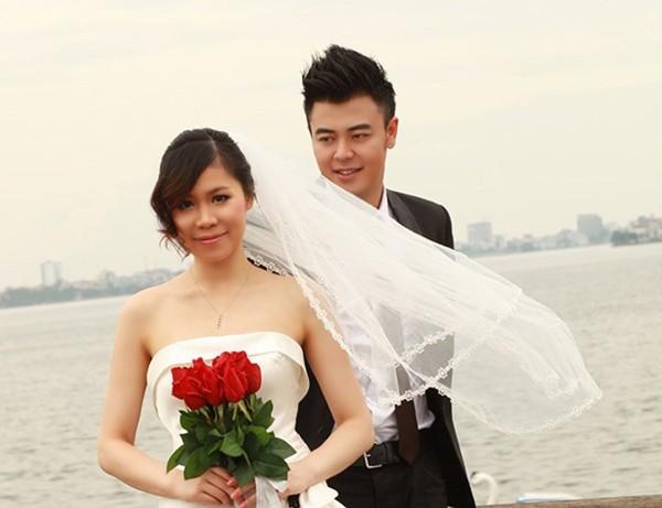 MC Tuấn Tú kết hôn vào năm 2012.