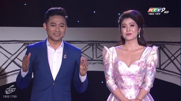 Quý Bình và Thanh Phương là hai gương mặt được chọn để kế nhiệm cho MC Quỳnh Hương.