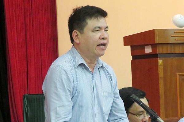 Phó trưởng Ban Tuyên giáo Thành uỷ Trần Xuân Hà