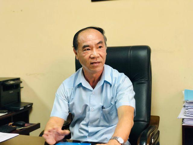 Ông Nguyễn Huy Bằng, Chánh Thanh tra Bộ GD-ĐT