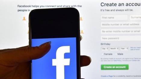 """Xóa các tài khoản mạng xã hội là bước cần thiết nếu muốn """"ẩn mình"""" trên Internet. Ảnh: WPTV."""
