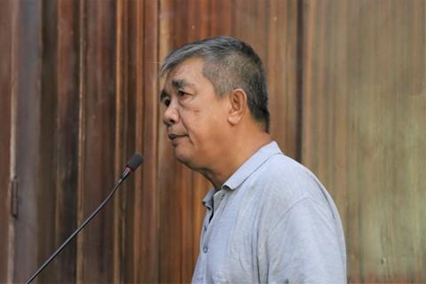 Ông Văn Trọng Thái. Ảnh: Trương Khởi.