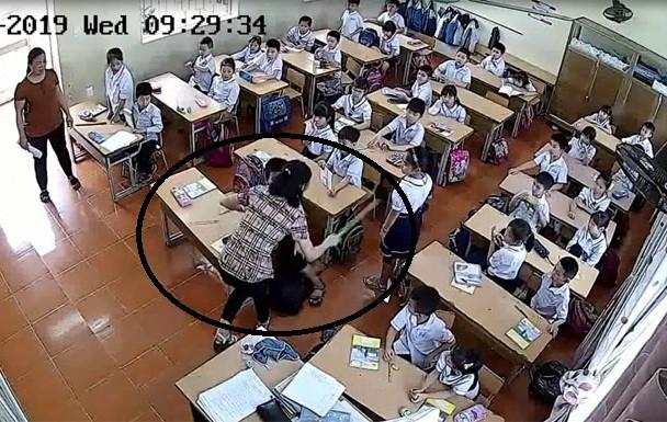 Nhiều vụ việc học sinh bị bạo hành trên lớp xảy ra trong thời gian qua.