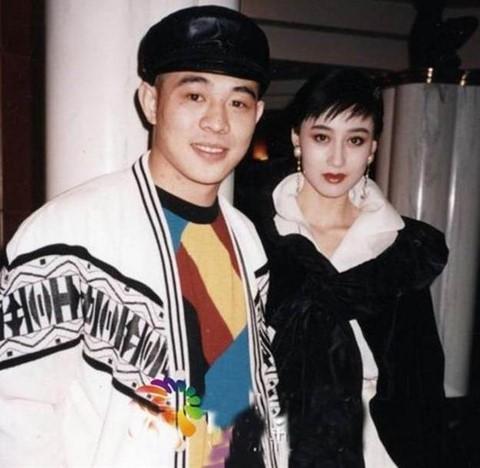 Lý Liên Kiệt - Lợi Trí kết hôn sau 10 năm hẹn hò. Ảnh: Chinatimes.