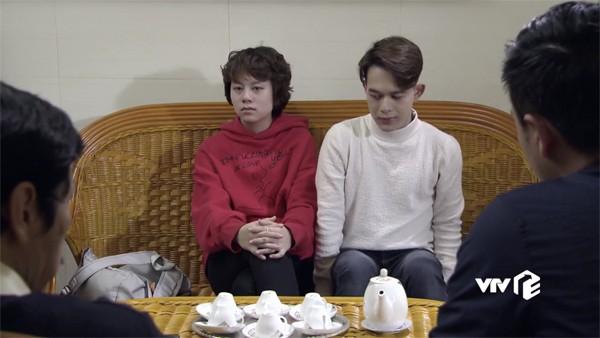 Quang Anh trong phim Về nhà đi con.