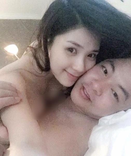 Thanh Bi và Quang Lê từng có chuyện tình khá ồn ào. Thậm chí cả hai còn gây sốc khi để lộ ảnh nóng.