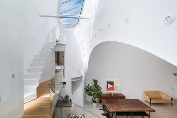 """Với thiết kế tuyệt đẹp của mình, Archway Studio đã đạt giải """"Ngôi nhà của năm"""", nằm trong giải thưởng Kiến trúc London năm 2013."""