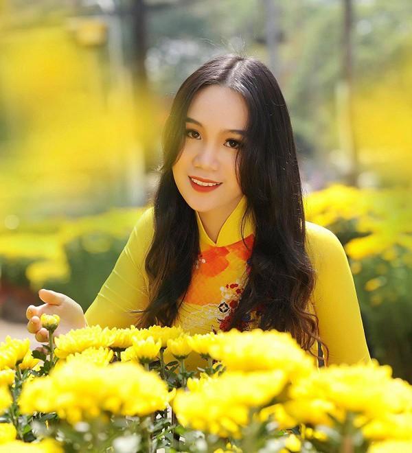 Trịnh Kim Chi chia sẻ, con gái muốn theo nghiệp mẹ.