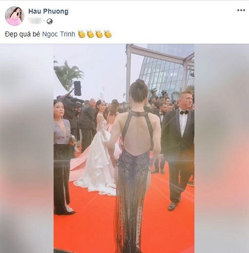 Hoa hậu Lê Phương lên tiếng bênh vực Ngọc Trinh
