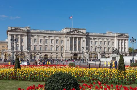 5 tỷ USD : Theo công ty bất động sản Luxent (Cộng hòa Czech) đánh giá, Cung điện Buckingham có giá trị thị trường từ 4,7- 5 tỷ USD . Cung điện có tới 775 phòng.