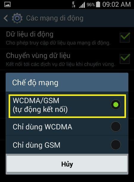 Cách khắc phục khi tốc độ mạng 3G, 4G của bạn quá yếu - Ảnh 7.