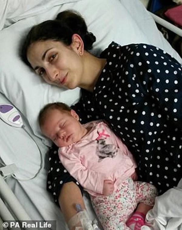 3 năm sau, bệnh ung thư vẫn chưa trở lại. Nhưng xạ trị đã tấn công buồng trứng của Sami, khiến cô bị mãn kinh sớm.