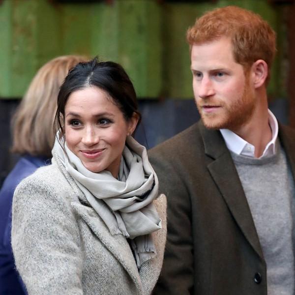 Liệu hoàng tử Harry có phải là một toan tính của Meghan Markle?